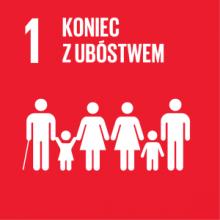 Cel 1: Wyeliminować ubóstwo we wszystkich jego formach na całym świecie