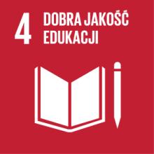 Cel 4: Zapewnić wszystkim edukację wysokiej jakości oraz promować uczenie się przez całe życie