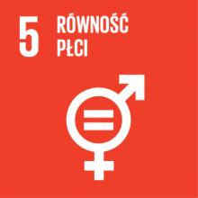 Cel 5: Osiągnąć równość płci oraz wzmocnić pozycję kobiet i dziewcząt