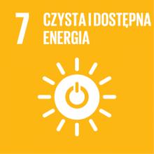 Cel 7: Zapewnić wszystkim dostęp do źródeł stabilnej, zrównoważonej i nowoczesnej energii po przystępnej cenie