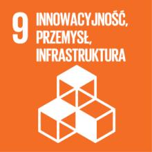 Cel 9: Budować stabilną infrastrukturę, promować zrównoważone uprzemysłowienie oraz wspierać innowacyjność