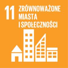 Cel 11: Uczynić miasta i osiedla ludzkie bezpiecznymi, stabilnymi, zrównoważonymi oraz sprzyjającymi włączeniu społecznemu