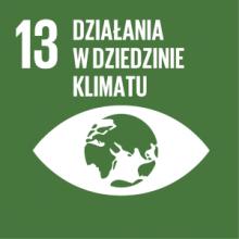 Cel 13: Podjąć pilne działania w celu przeciwdziałania zmianom klimatu i ich skutkom